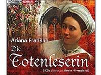 Ariana Franklin - Die Totenleserin - Hörbuch (6 CDs)