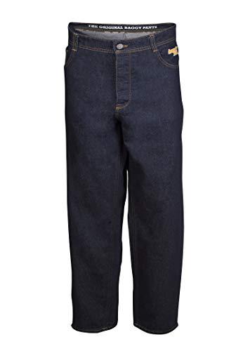 Homeboy X-TRA Baggy - Baggy Pant - Indigo - 34 L34