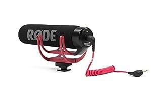 Rode VMGO VideoMic Go Microfono Direzionale per Fotocamere DSLR e Videocamere, 100Hz - 16kHz, Jack 3,5 mm, Nero/Antracite (B00GQDORA4) | Amazon price tracker / tracking, Amazon price history charts, Amazon price watches, Amazon price drop alerts