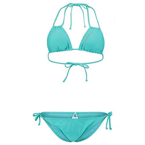 O'Neill PW Capri Bondey Solid Bikini Damen, Damen, 0A8334, Karibik, 34