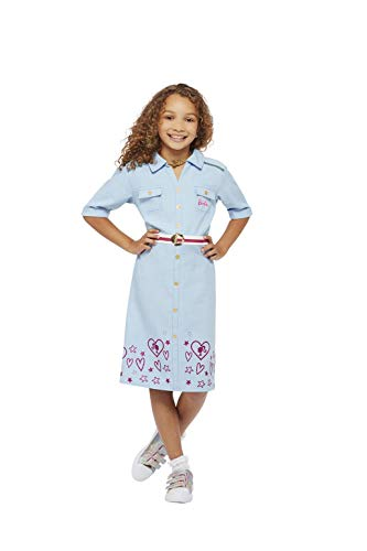 Smiffys Officially Licensed Barbie Dreamhouse Adventures Costume, S - Age 4-6 years