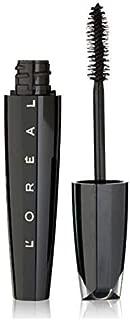 L'Oreal Voluminous Extra-Volume Collagen Mascara, Black [675] 0.34 oz (Pack of 2)