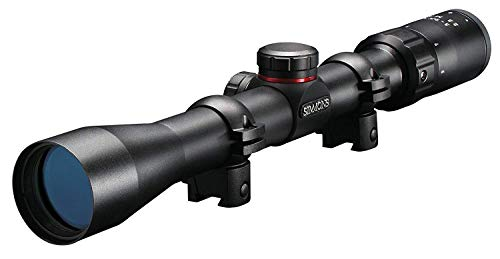 Simmons 3-9x32mm .22 Waterproof Fogproof Matte Black Riflescope (511039)
