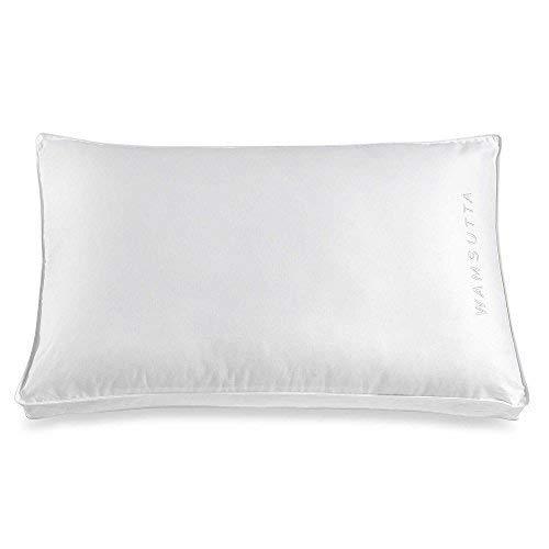 """Wamsutta 26"""" L x 18"""" W Extra-Firm Side Sleeper Pillow (1, Standard Queen)"""