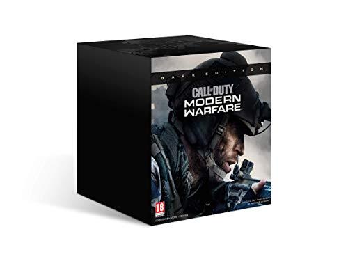 Call of Duty: Modern Warfare Dark Edition - Collector's Limited - PlayStation 4 [Importación italiana]