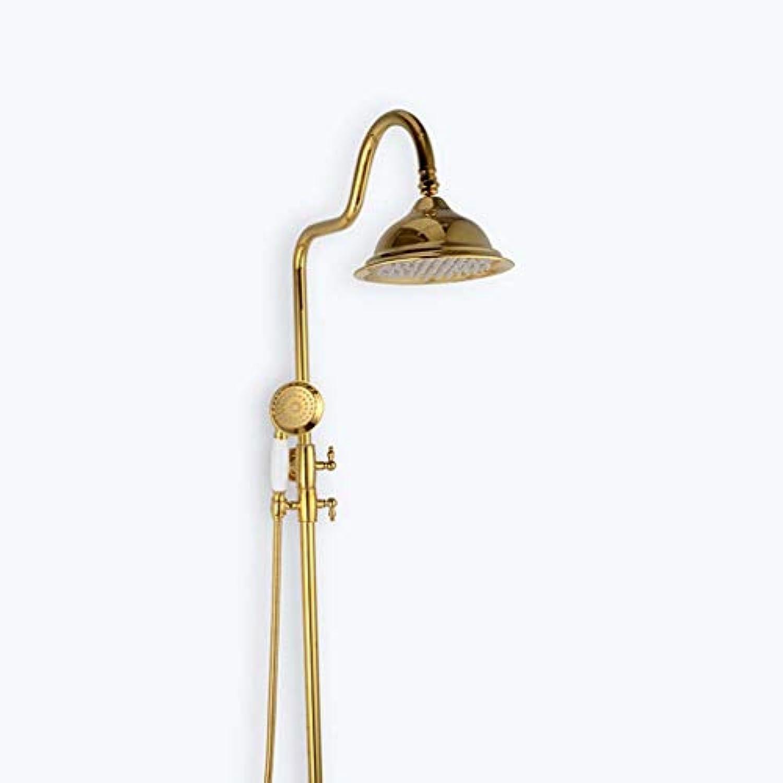 LHW Shower Set chset, Vollkupfer, Wandbehang, Bad, Handbrause, Duschgarnitur
