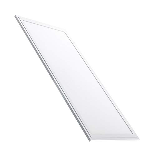 LEDKIA LIGHTING Panel LED Slim 120x60cm 63W 5700lm Blanco Frío 6000K - 6500K