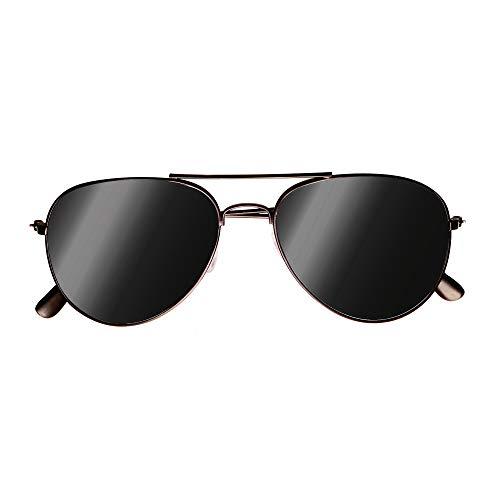 Widmann 6860P Polizistenbrille, Schwarz, Einheitsgröße