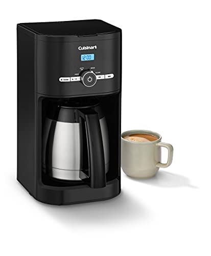 Cuisinart DCC-1170BK 10-Cup Thermal Classic™ Coffeemaker