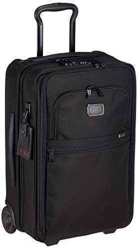 %42 OFF! TUMI - Alpha 3 International Expandable 2 Wheeled Carry-on Luggage - 22 Inch Rolling Suitca...