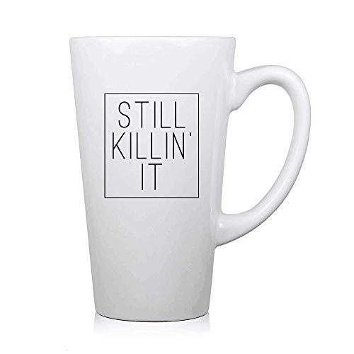 PICOM99 Immer noch Killin It - Schnapsglas, einzigartiges und lustiges Schnapsglas
