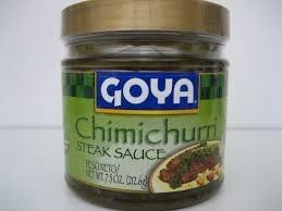 Goya 7.5Oz Chmichurri Steak 3 Sauce of NEW Pack Popular popular
