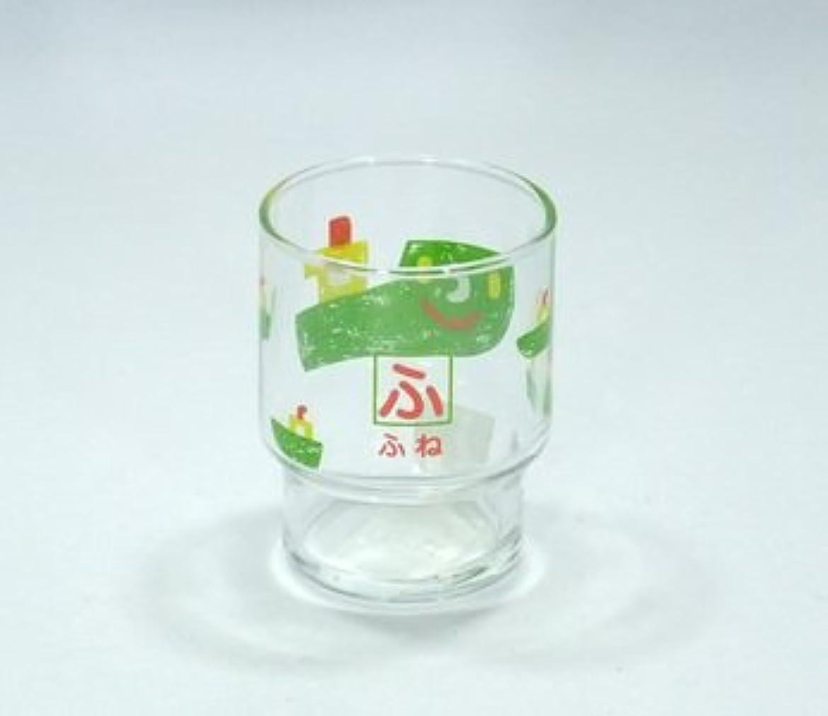 作者中央値アルコールつよい子グラス 舟 1164 6個セット