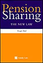 Pension Sharing - The New Law: Welfare Reform and Pensions Act 1999