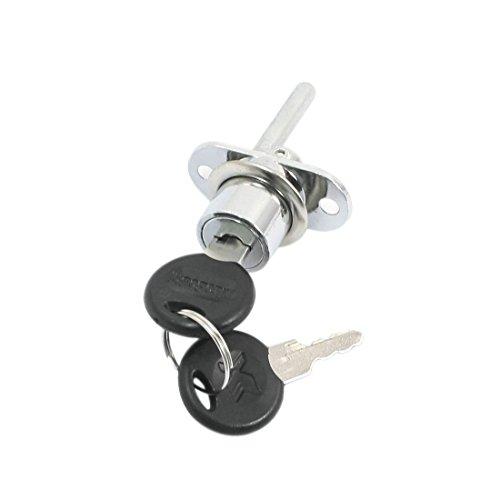 Sourcingmap 6,6cm Home testata sicurezza cassettiera pistone di blocco tasti W