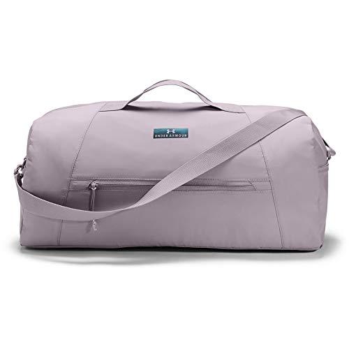 Under Armour Women's Midi 2.0 Duffel Bag, Slate Purple/Slate Purple/Iridescent (585), One Size