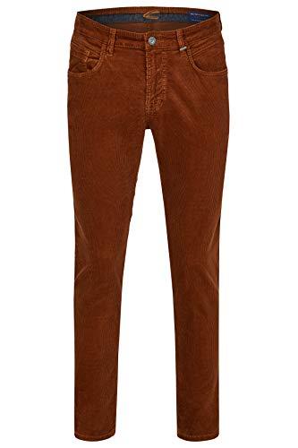 camel active Herren Houston 488315/2523 Hose, Orange (Rust 56), W38/L36(Herstellergröße: 38/36)