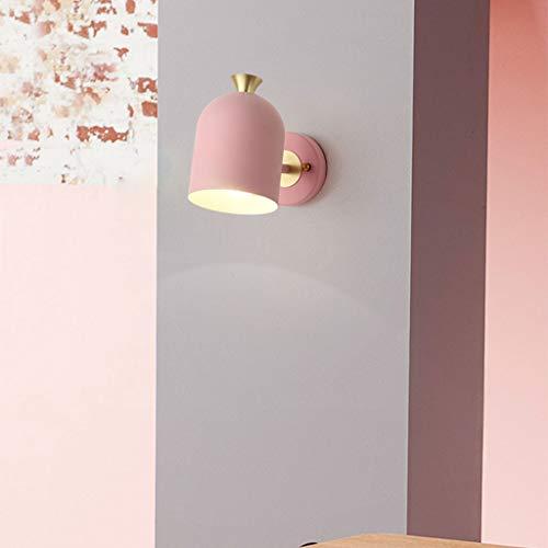 Creative Green Energy Saving wandlamp, draaibaar, ijzer, wand, leeslamp, trap, nachtlampje, voor gang, 14 cm x 18 cm, 20.04.26