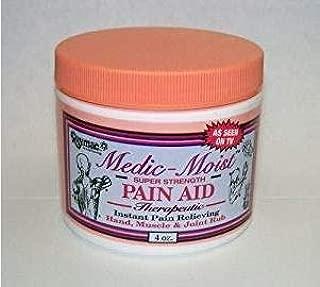Raymac Lot of 3-4 oz. Medic Moist Pain Aid