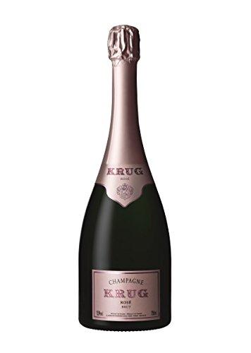 Krug Rose Champagner 12% 0,75l Flasche
