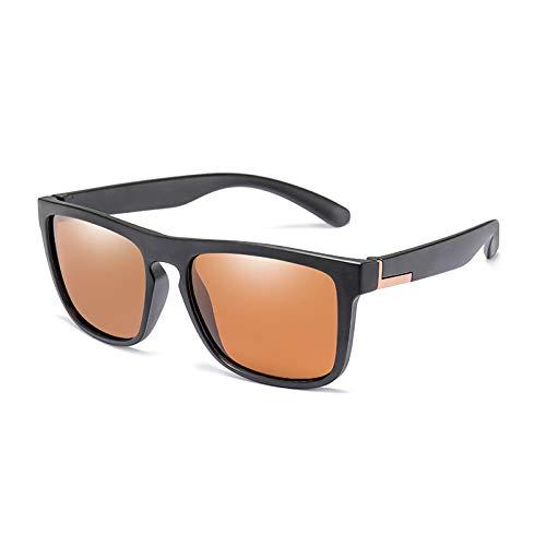 NJJX Gafas De Sol Polarizadas Clásicas Para Hombre, Revestimiento De Espejo Vintage, Gafas De Sol Para Conducir, Gafas 05