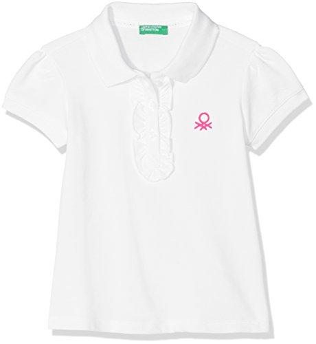 United Colors of Benetton H/S Shirt Polo para Niñas