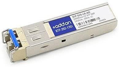 ADDON ALCATEL-LUCENT SFP-GIG-LX COMPATIBLE 1000BASE-LX SFP TRANSCEIVER (SMF, 131 - SFP-GIG-LX-AO