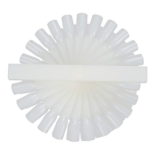DAUERHAFT Wunderschöne Nagellack-Farbkarte Einfach zusammenzubauender Präsentationsständer für Maniküre für Nagelstudio
