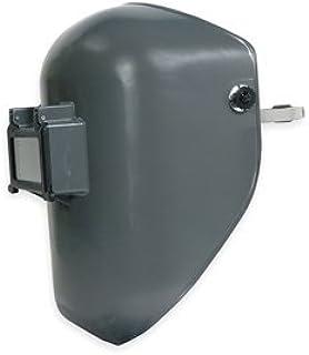 Fibre-Metal Hard Hat F5906 Thermoplastic Welding Helmet, Dark Grey