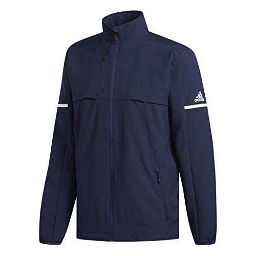 adidas Rink Jacket - Men's Hockey XXL True Navy