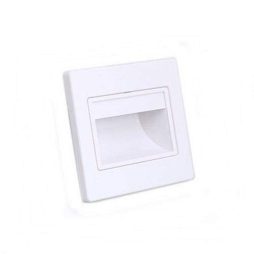 Baliza led color blanco, iluminacion 1.5W (165 lm), 3000K (luz calida)