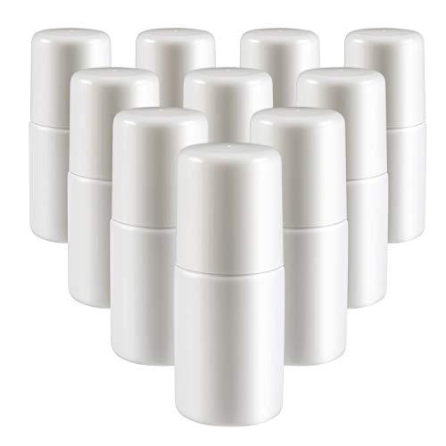 Botellas de Bolas Rodillo, 10 Piezas Botellas Vacías Recarg
