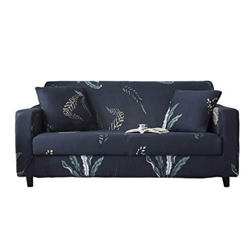 GladiolusA Stretch Bedruckt Sofa Couch Bezüge Sofa Schonbezug Sofaüberwurf Elastische Sofahusse Universal Passform Sessel Loveseat Möbelschutz Stil 1 2 Sitzer für Sofalänge 145-185cm