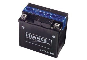 FE accu (CBTX5L-BS) RG GAMMA 500 1987.
