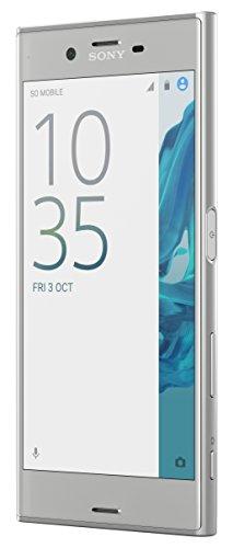 Sony Xperia XZ Smartphone F8331, 5,2 pollici, 32 GB Memoria, Android 6.0, PLATINUM (Italia)