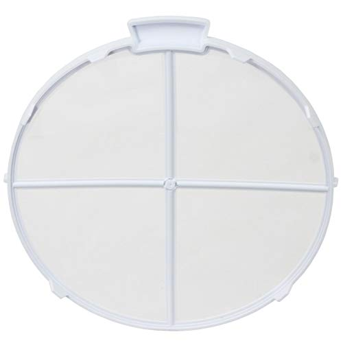 SPARES2GO Lint Screen Fluff Filter Compatible with Creda Tumble Dryer
