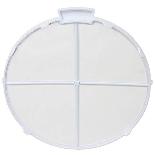 Spares2go - Filtro de pelusa compatible con secadora Fagor 37347 37349 SF38