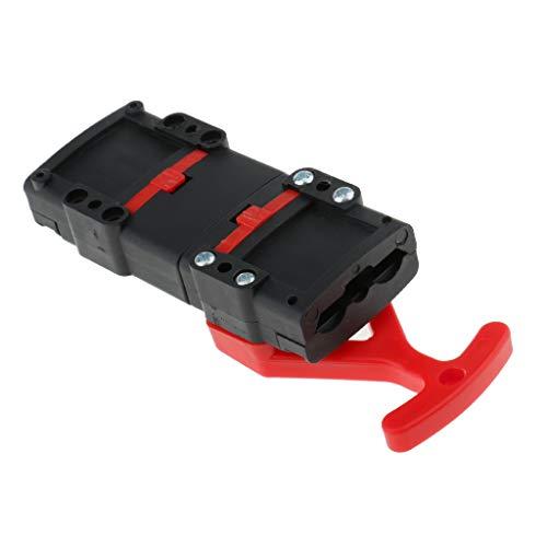 CROSYO Conector rápido de la batería de 1pc (80A-6AWG) Enchufe Conectar Desconectar Banco Accesorios para automóviles