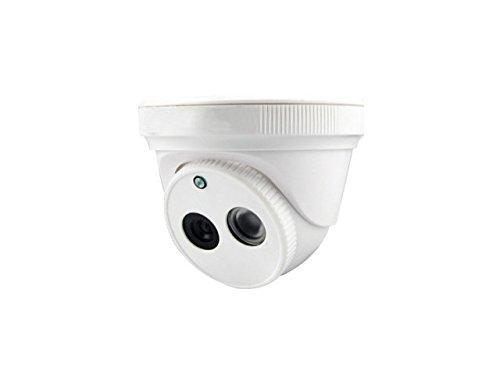 BW IR Array LED Dome CCTV Cámara - 1/4 pulgadas CMOS, lente de 3,6 mm, 700 TVL, con IR-CUT