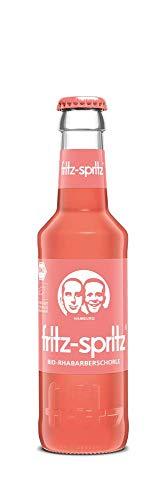 fritz-spritz bio-rhabarbersaftschorle 12x 0,2 Liter inkl. Pfand