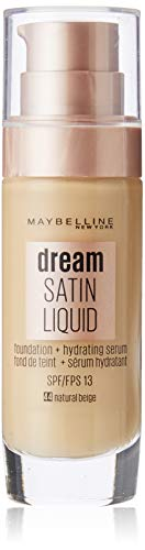 Maybelline Dream Satin Liquid Foundation - 44 Natural Beige