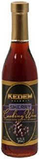 Kedem Sherry Cooking Wine, 12.7 Ounce - 12 per case.