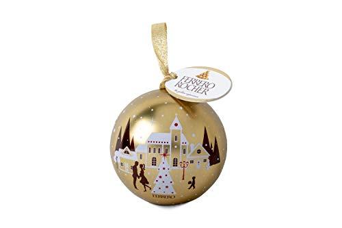 Ferrero Rocher Scatola Cioccolatini, 3 cioccolatini (37.5 gr)