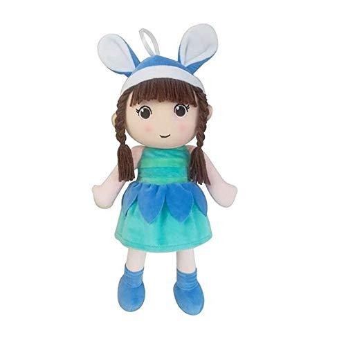 Boneca de Pano Loli Cutie Dolls de 35cm Multikids - BR1141
