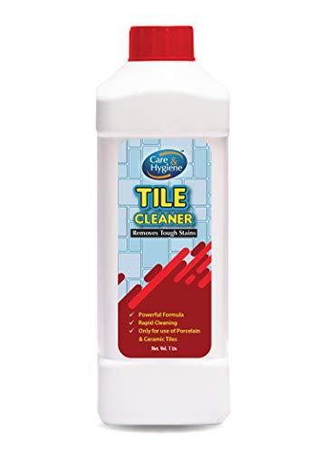 Best tile cleaner