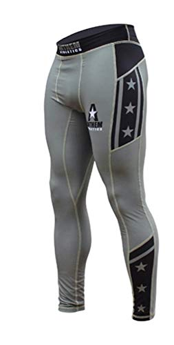 Anthem Athletics HELO-X Grappling Spats Compression Pants Tights - BJJ, MMA, Muay Thai