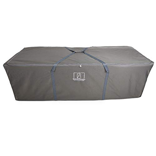 Barlborough Garden Cushion Protective Storage Bag Cover | XLarge 200 x 75 x...