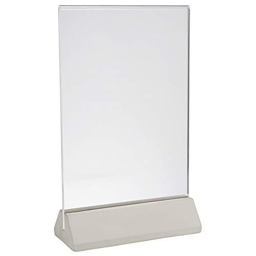 APS 40475 RAIL - Mesa de centro (4 piezas: 1 soporte, 1 molinillo de sal y 1 pimentero, 1 dispensador de azúcar, 23 x 9 x 15,5 cm)