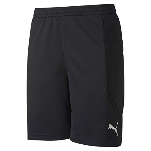 Puma Goalkeeper Shorts, Pantaloncini da Portiere Uomo, Black Black, XL