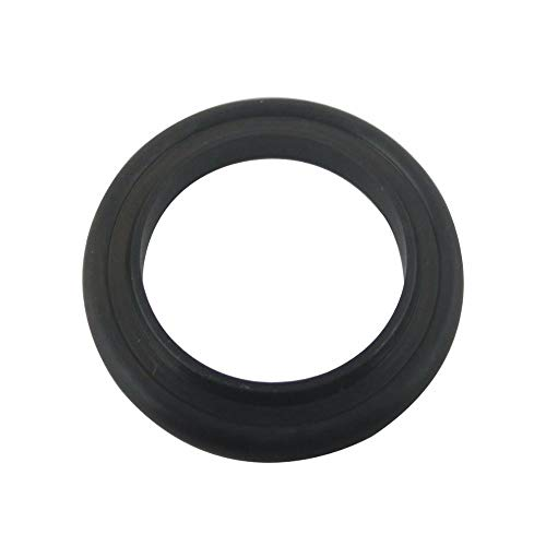 ZZB-LSTH, ZT Tipo de Camisas de cilindro con junta tórica 8x3 / 10x4mm Negro NBR Anillo neumático Cilindro Junta del vástago Junta 125x110mm pistón anillo de sello ( Color : 1pc , Size : ZT 25x18 )